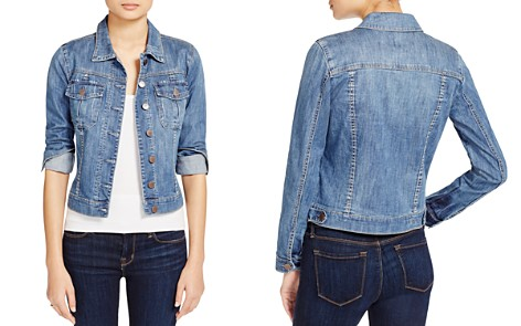 Kut from the Kloth Denim Jacket - Bloomingdale's_2