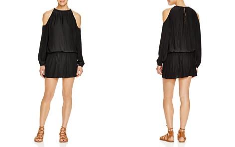 Ramy Brook Lauren Cold Shoulder Dress - Bloomingdale's_2