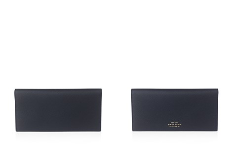Smythson Slim Travel Wallet - Bloomingdale's_2