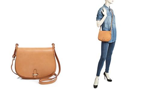 Celine Lefebure Emma Leather Saddle Bag - 100% Exclusive - Bloomingdale's_2