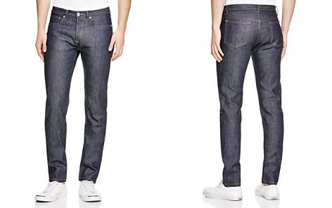 A.P.C. Petit Standard Stretch Slim Fit Jeans in Indigo - Bloomingdale's_2