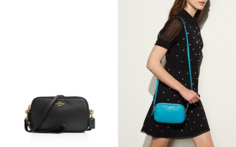 COACH Crossbody Clutch in Pebble Leather - Bloomingdale's_2