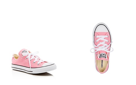 Converse Girls' Chuck Taylor All Star Lace Up Sneakers - Toddler, Little Kid - Bloomingdale's_2