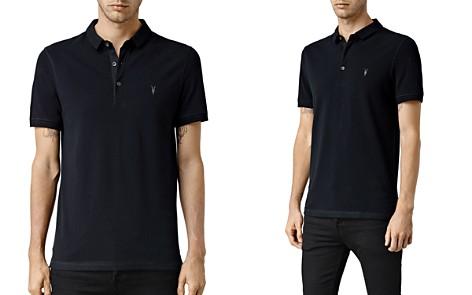 ALLSAINTS Reform Slim Fit Polo Shirt - Bloomingdale's_2