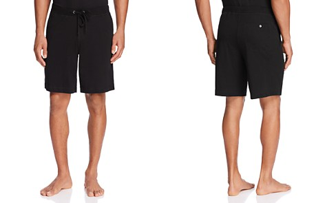 Daniel Buchler Peruvian Pima Cotton Lounge Shorts - Bloomingdale's_2