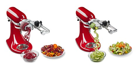 KitchenAid 7-Blade Spiralizer Plus with Peel, Core and Slice #KSM2APC - Bloomingdale's_2