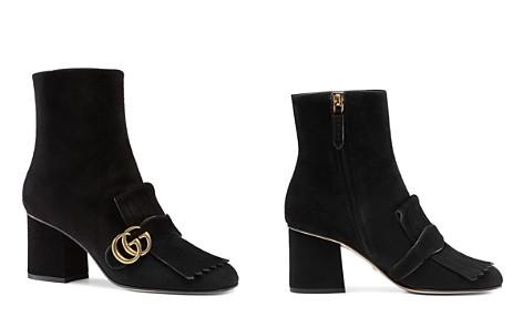 Gucci Women's Block-Heel Booties - Bloomingdale's_2