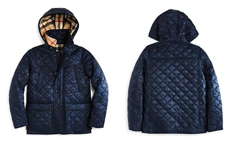 Burberry Quilted Jacket Bloomingdales