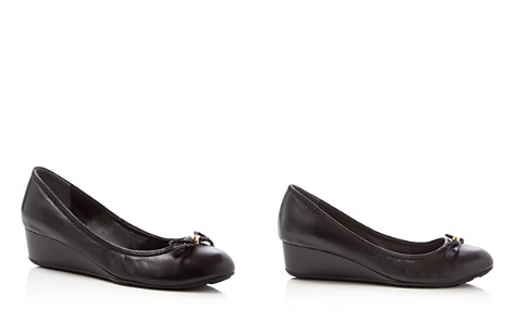 Cole Haan Women's Tali Leather Demi-Wedge Pumps - Bloomingdale's_2