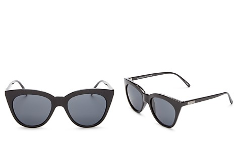 Le Specs Halfmoon Magic Cat Eye Sunglasses, 53mm - Bloomingdale's_2