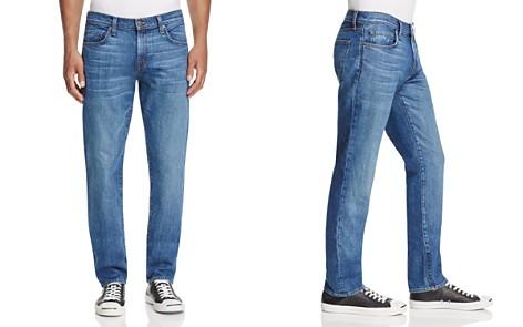 J Brand Kane Straight Fit Jeans in Karnet - Bloomingdale's_2