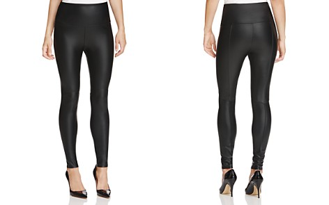 Lyssé High Rise Faux Leather Leggings - Bloomingdale's_2