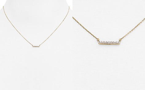 "Adina Reyter Diamond Pavé Bar Pendant Necklace, 15"" - Bloomingdale's_2"