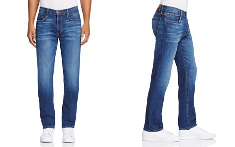 Joe's Jeans Brixton Slim Straight Fit Jeans in Bradlee - Bloomingdale's_2