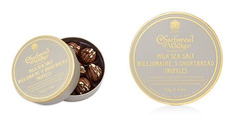 Charbonnel et Walker Milk Sea Salt Billionaire's Shortbread Truffles - Bloomingdale's_2
