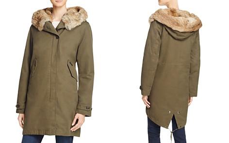 WOOLRICH JOHN RICH & BROS Banff Eskimo Fur-Trimmed Parka - Bloomingdale's_2