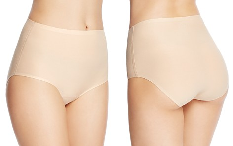 Chantelle Soft Stretch One-Size Seamless Briefs - Bloomingdale's_2