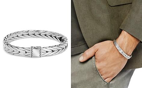 John Hardy Men's Sterling Silver Modern Chain Bracelet - Bloomingdale's_2