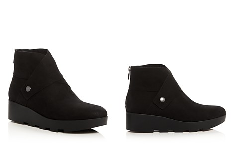 Eileen Fisher Tread Platform Wedge Booties - Bloomingdale's_2