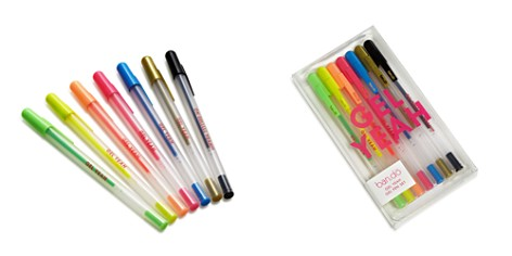 ban.do Gel Yeah 7-Piece Pen Set - Bloomingdale's_2