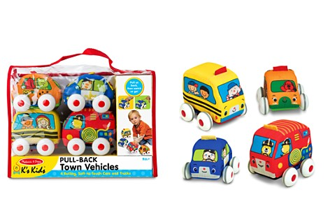 Melissa & Doug Pull Back Vehicles - Ages 9 Months+ - Bloomingdale's_2