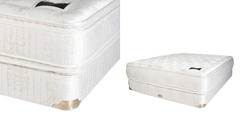 Shifman Heritage Firm Pillow Top Mattress Collection - 100% Exclusive - Bloomingdale's_2