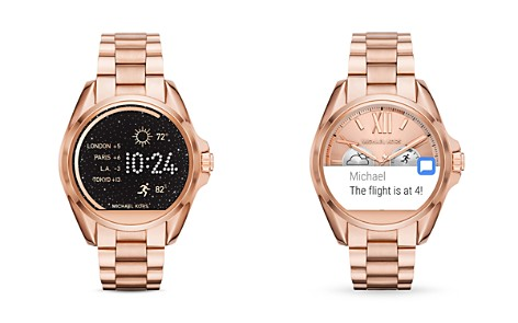 Michael Kors Bradshaw Smartwatch, 44.5mm - Bloomingdale's_2