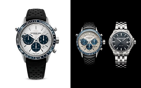Raymond Weil Freelancer Chronograph, 43mm - Bloomingdale's_2