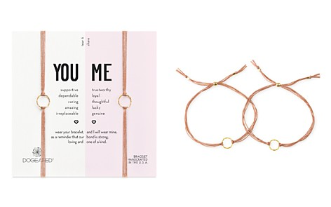 Dogeared You & Me Friendship Bracelets, Set of 2 - Bloomingdale's_2