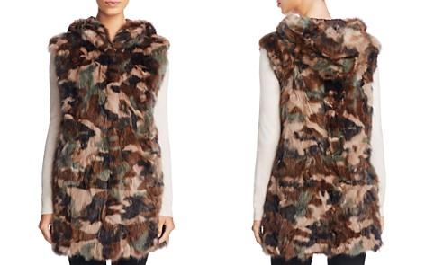 Maximilian Furs Sable Fur Camo Vest - Bloomingdale's_2