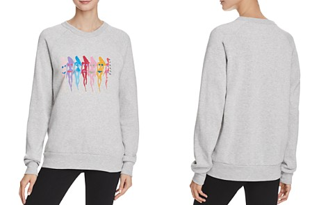 ALTERNATIVE Stand Up To Breast Cancer Sweatshirt - Bloomingdale's_2