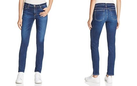 AG Prima Cigarette Jeans in Indigo Ridge - 100% Exclusive - Bloomingdale's_2