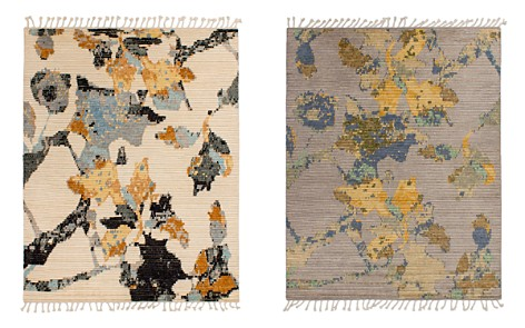GRIT&ground Moroccan Floral Area Rug Collection - Bloomingdale's_2