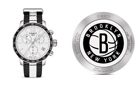 Tissot Brooklyn Nets Quickster Chronograph, 42mm - Bloomingdale's_2