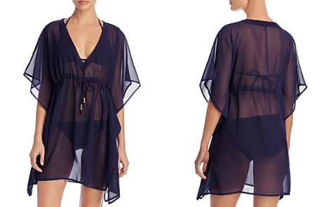 Echo Solid Silky Butterfly Cover-Up - Bloomingdale's_2