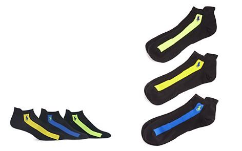 Polo Ralph Lauren Technical Sport Low-Cut Tab Socks, Pack of 3 - Bloomingdale's_2