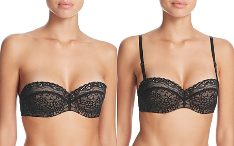 b.tempt'd by Wacoal b.enticing Strapless Bra - Bloomingdale's_2