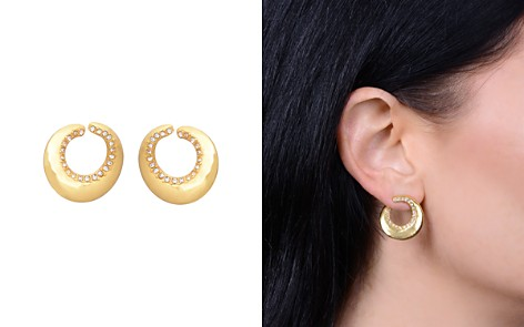 Melissa Lovy Blake Hoop Earrings - Bloomingdale's_2