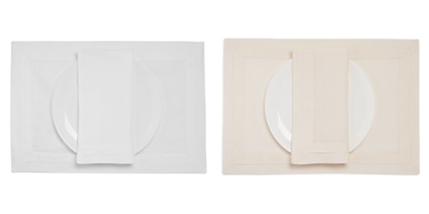 Matouk Lucerne Table Linens Collection - Bloomingdale's_2