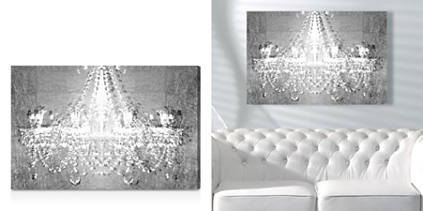Oliver Gal Dramatic Entrance Chrome Wall Art - Bloomingdale's_2