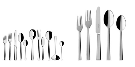 Villeroy & Boch Victor 46 Piece Flatware Set - Bloomingdale's Registry_2