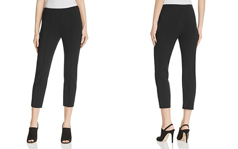 Theory Alettah Cropped Pants - Bloomingdale's_2