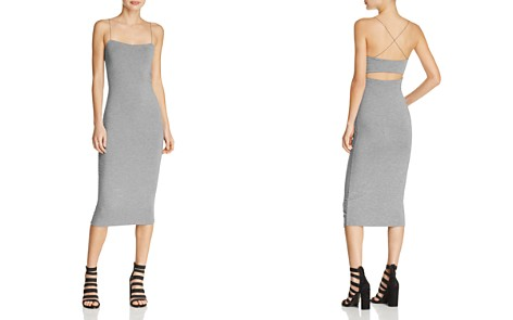 T by Alexander Wang Strappy Tank Dress - Bloomingdale's_2