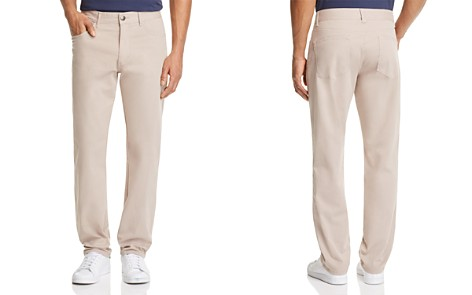 Johnnie-O Stretch Cotton Five Pocket Regular Fit Pants - Bloomingdale's_2