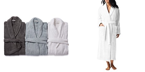 Coyuchi Unisex Cloud Loom Organic Cotton Robe - Bloomingdale's Registry_2