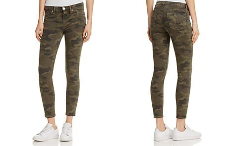 Hudson Nico Mid Rise Ankle Super Skinny Jeans - Bloomingdale's_2
