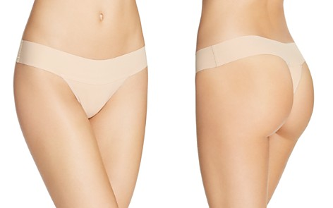 Hanky Panky Bare Eve Natural Rise Thong - Bloomingdale's_2