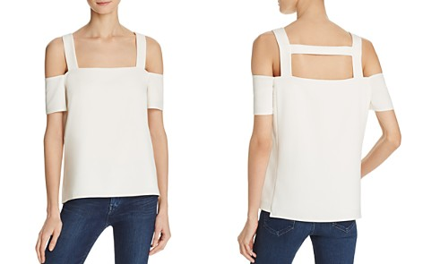 Cooper & Ella Ava Cold Shoulder Top - Bloomingdale's_2