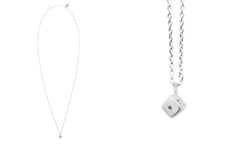 "ByThiel Dice and Clover Chain Necklace, 29"" - Bloomingdale's_2"