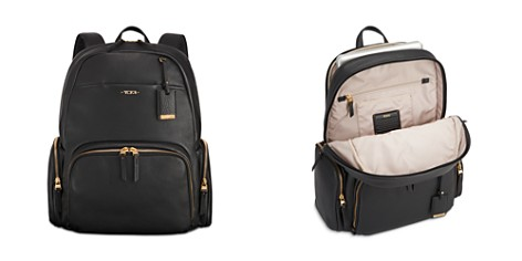 Tumi Voyageur Leather Calais Backpack - Bloomingdale's_2